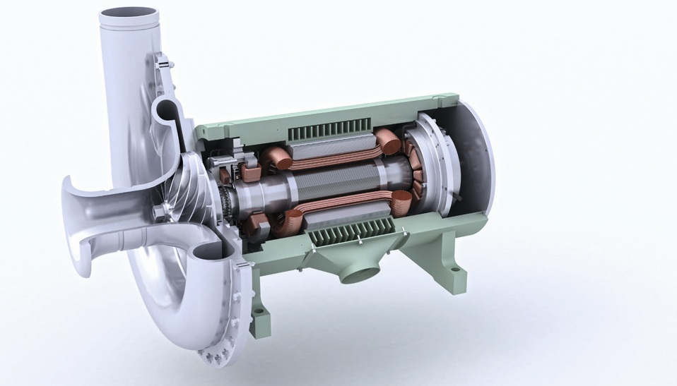 SKF Aeration blower_picture  3